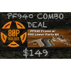 PF940 Frame W/ Lower Parts Kit COMBO DEAL