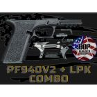 PF940V2 Frame with OEM Lower Parts Kit Combo