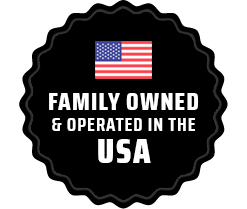 Family Owned and Operated in the USA